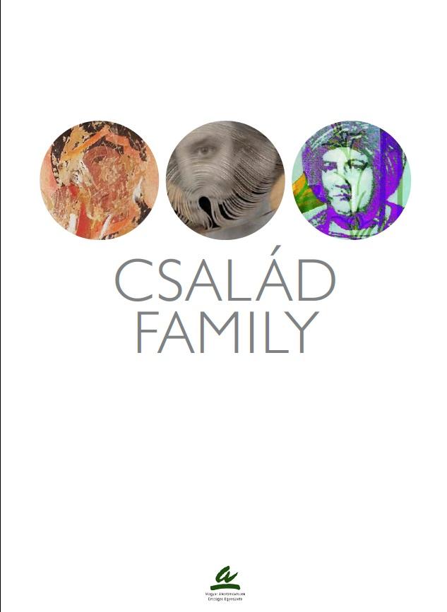 család kiállítás megnyitó