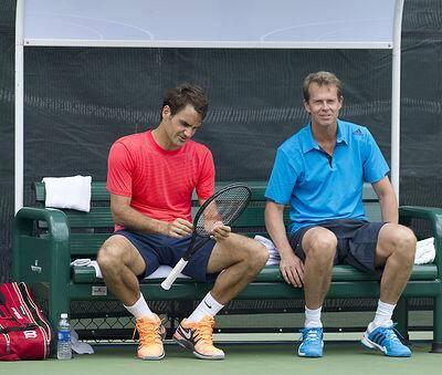 Federer & Edberg