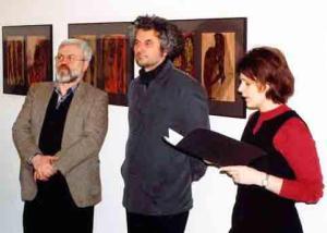 Gaál József kiállítás Galéria IX
