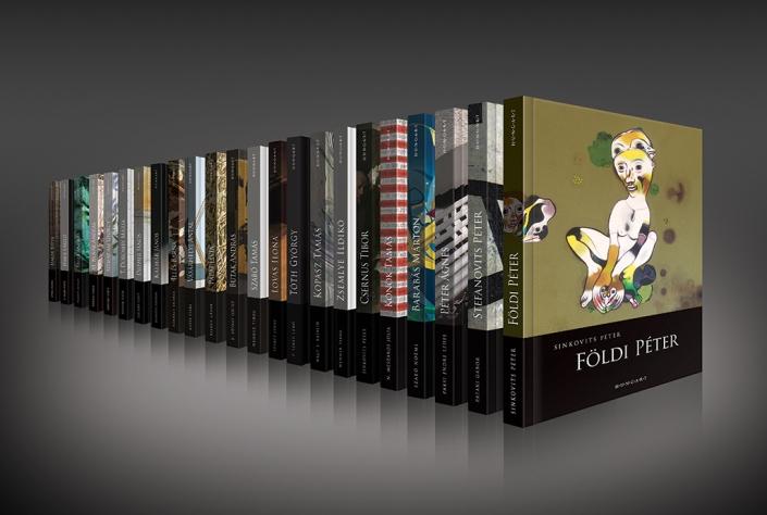 2009-2013 - 23 könyv / books