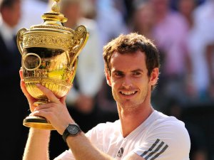 Andy Murray - Wimbledon, 2013