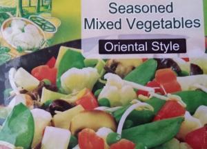 zöldségmix