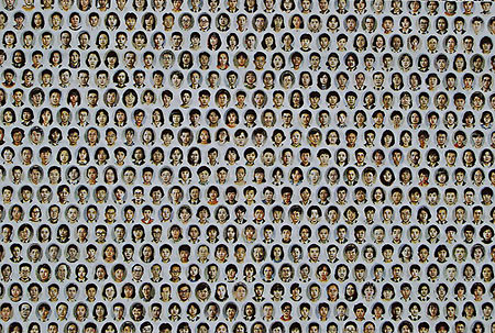 Do-Ho Suh - Who am We? 1996-2000 (wallpaper)