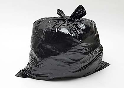 Gavin Turk - Black bag