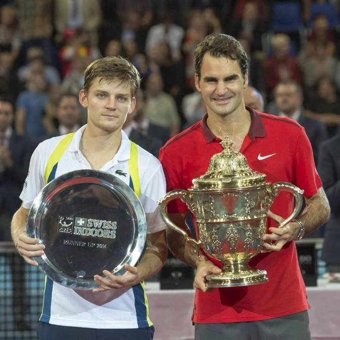 RF and Goffin with Trophy