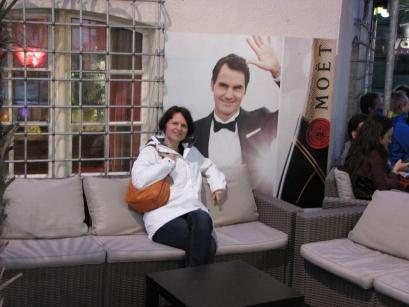 Roger és én Bázel Stöckli