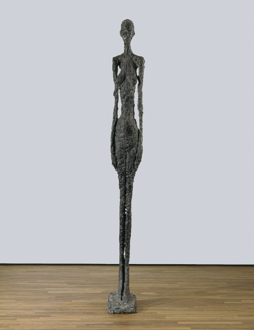 Tall Woman II 1960 Kunsthaus Zürich