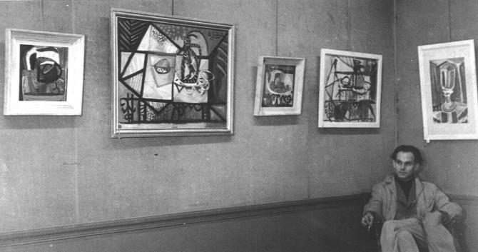 10 BE kiállítás_Párizs 1947_Galerie Creuze