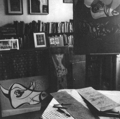 11a BE szobája 1950_Rottenbiller