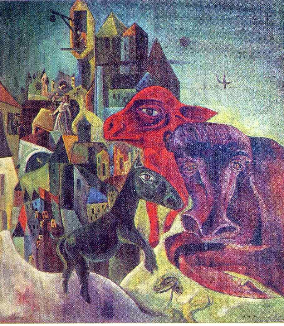 Max Ernst 1913