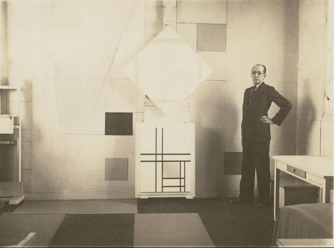 mondrian 1933