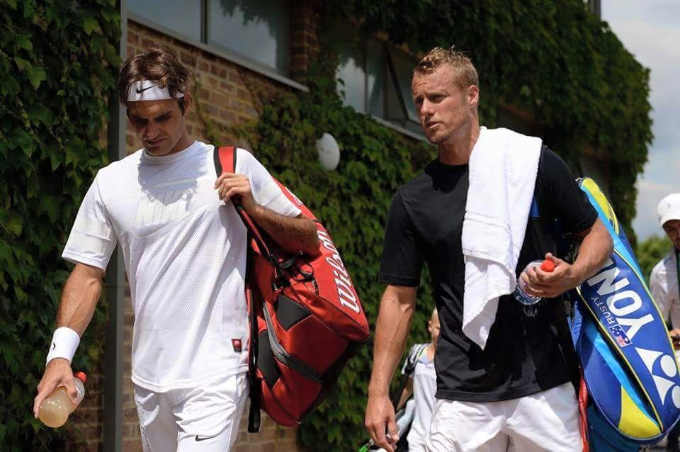Roger and Lleyton