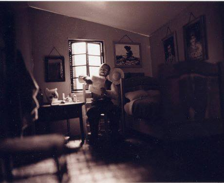 Vincent van Gogh photo by Joe Fig