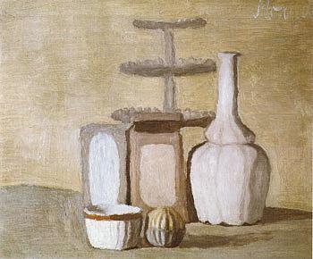 02 Giorgio Morandi Still Life 1945
