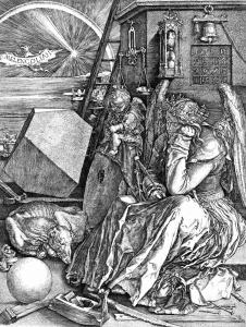 Albrecht Dürer Melencolia 1514