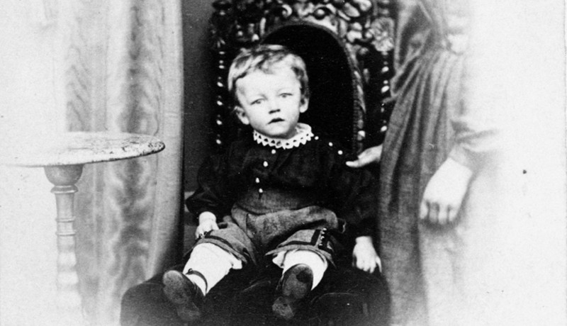 Edvard Munch 1865 Foto J. Lindegaard Munch Museum