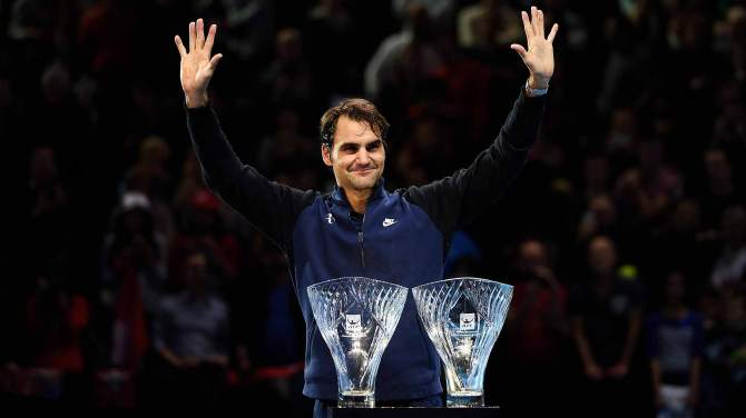 london-2015-federer-awards-trophies