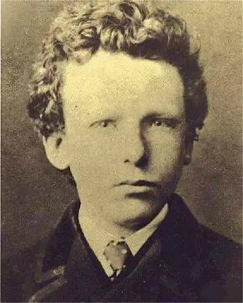 Van Gogh ca. 1866