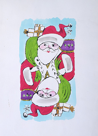 Andy_Warhol_Christmas_Card_Design_for_Tiffany__Co._detail_ca_1957_AWF