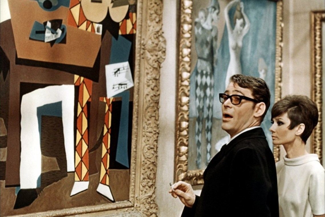 How-to-Steal-a-Million PETER O'TOOLE & AUDREY HEPBURN HOW TO STEAL A MILLION (1966)