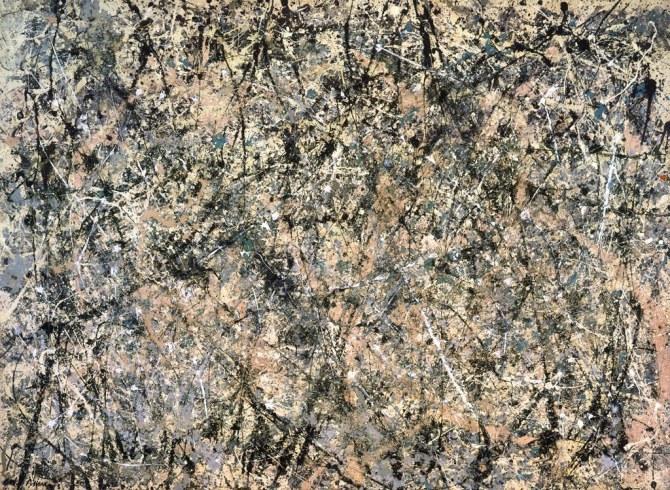 Number 1, 1950 (Lavender Mist) Pollock