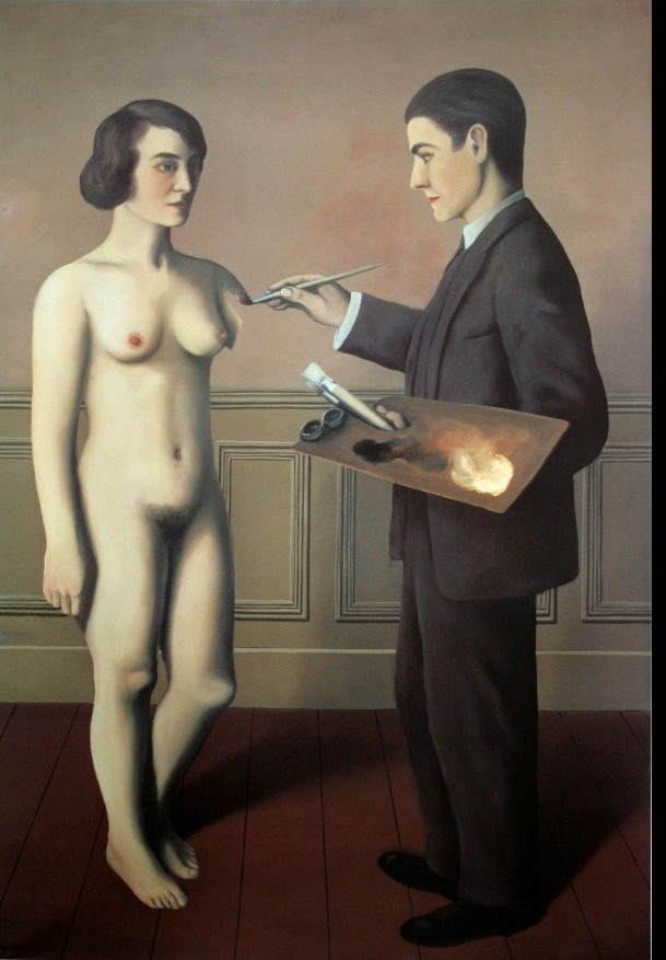 René Magritte An Attempt at the Impossible 1928