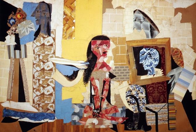 02 Pablo Picasso (1881-1973) Femmes à leur toilette 1937-1938