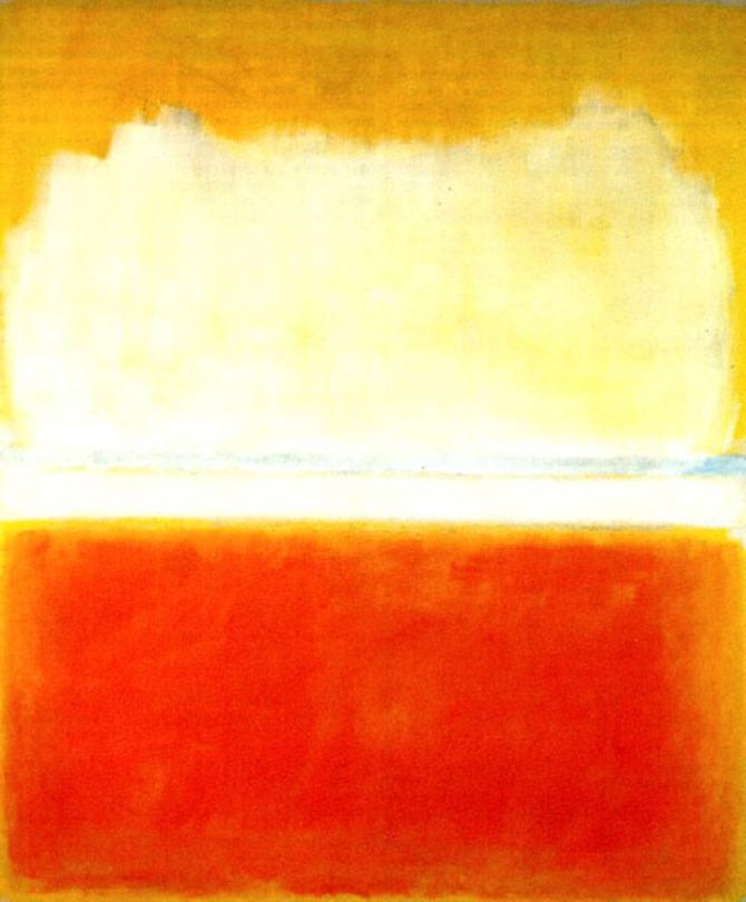 Mark Rothko No. 8, 1952