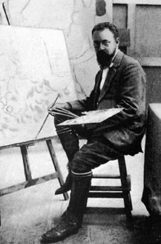 Matisse in the autum of 1911
