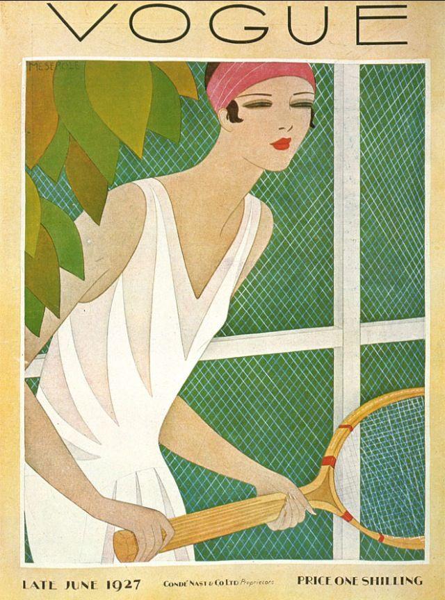 Vogue 1927 june