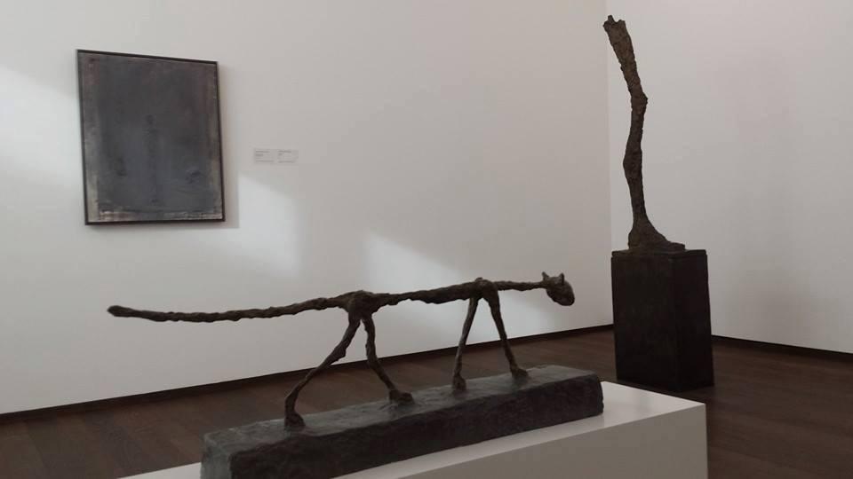 Alberto Giacometti Cat 1954 Kunstmuseum Basel