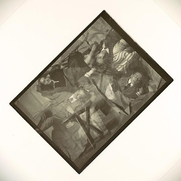 El Lissitzky In the Studio