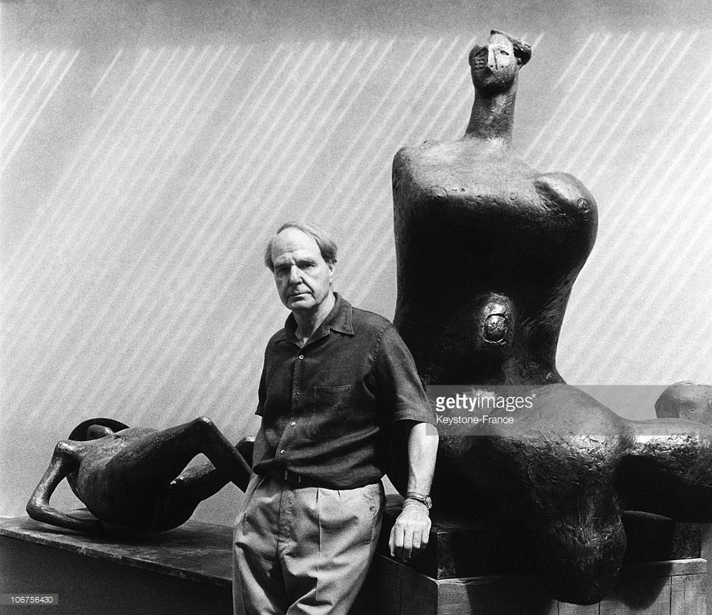 Henry Moore, 1965