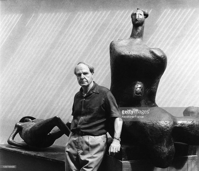 Henry Moore, 1965