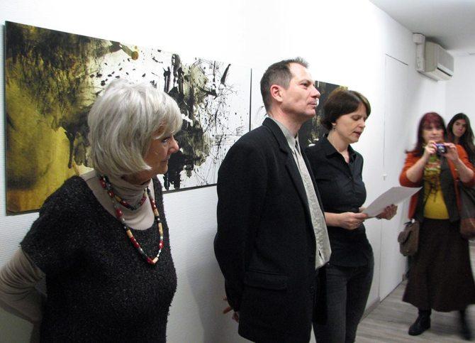 Ilona, Csaba, én, Ági