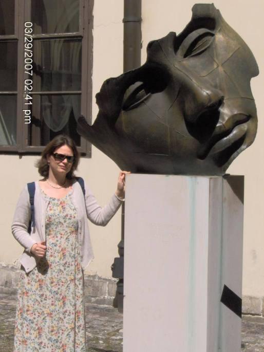 Mitoraj kisebb Krakow