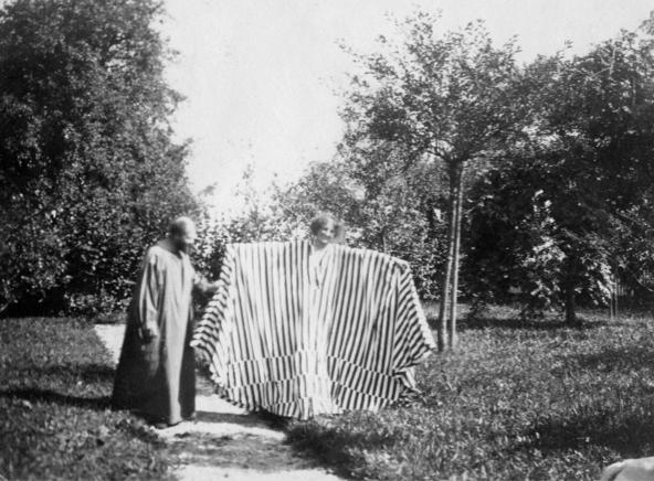 Emilie Flöge and Gustav Klimt
