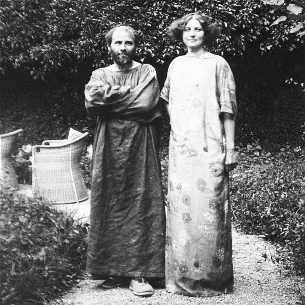Gustav Klimt Emilie Flöge
