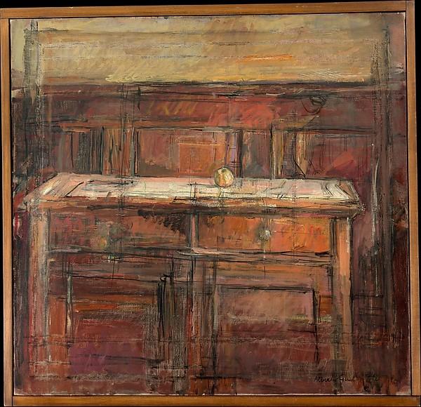 Giacometti Still life 1937 MET