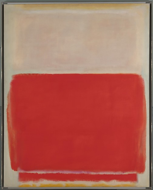 Marc Rothko No. 3 - 1953