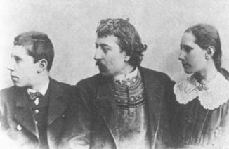 paul-gauguin-and-his-children-emil-and-alina