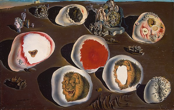 Salvador Dalí The Accommodations of Desire 1929 MET