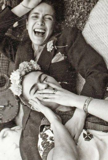 Frida Kahlo & Chavela Vargas, 1950s