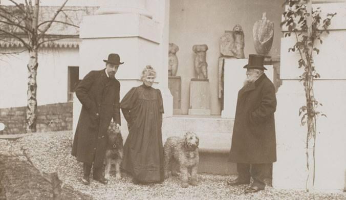 Rilke, Rodin, Rose