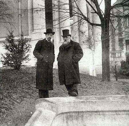 Rilke & Rodin