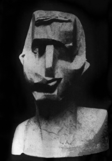 20131122152519!Joseph_Csaky,_Head_(Portrait_d'homme),_1913,_Plaster_lost_or_destroyed,_Published_in_Montjolie,_March_1914