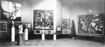 The Salon d'Automne of 1912, held in Paris at the Grand Palais from