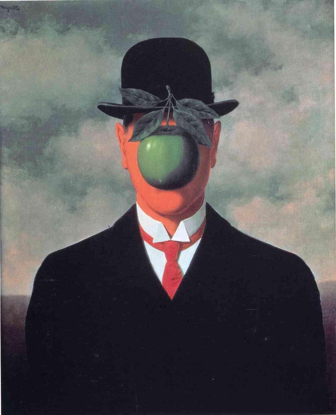 Magritte teh great war 1964