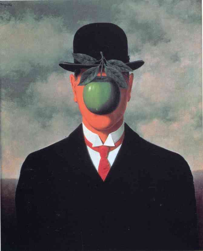 Magritte teh great war 1964