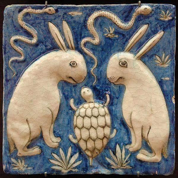 iranian ceramic